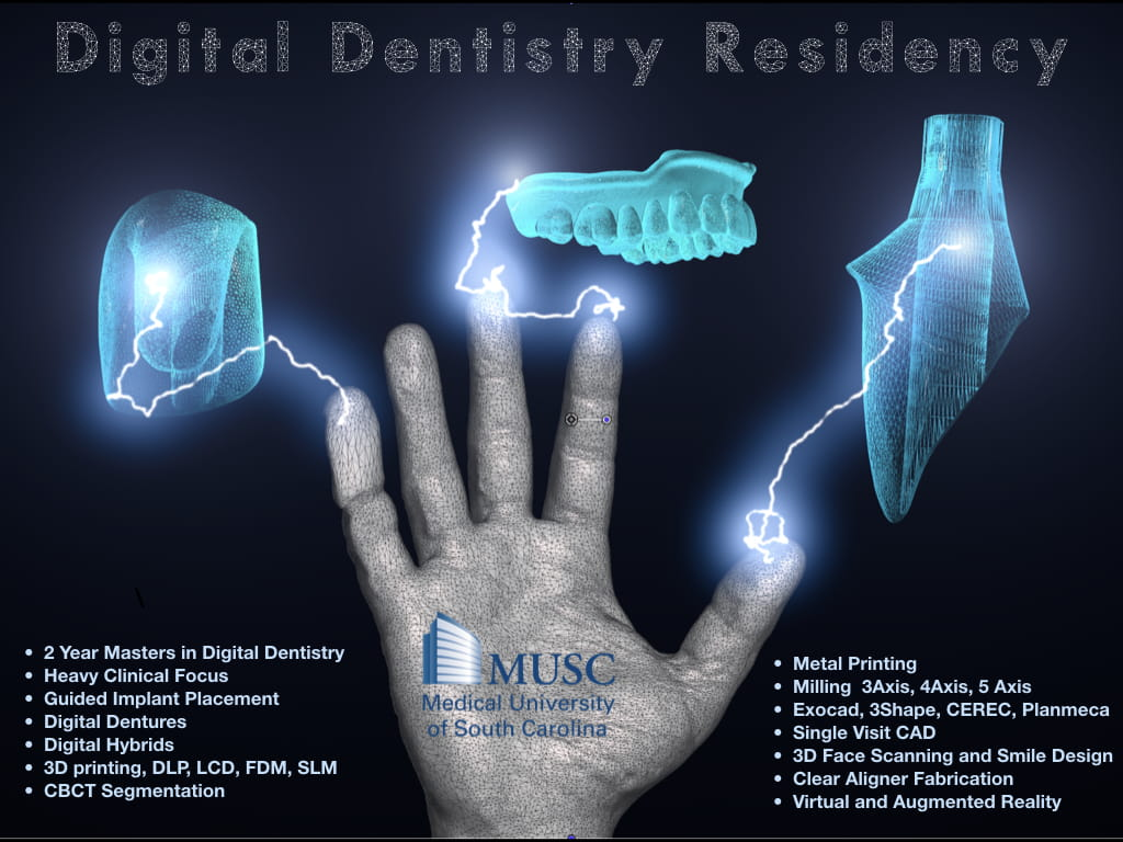 Digital Dentistry Residency Overview