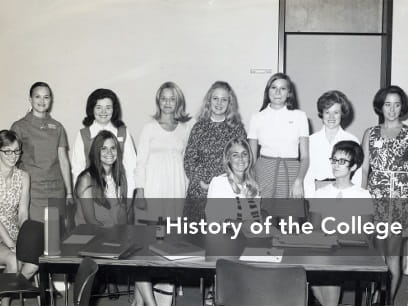 History of the College