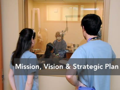 Mission, Vision & Strategic Plan