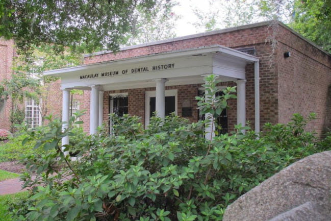 Macaulay Museum of Dental History on the MUSC campus